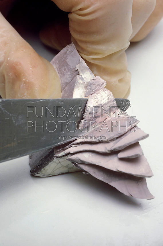 sodium metal cut knife element | Fundamental Photographs - The Art ...