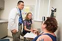 Liqun Chen, class of 2015, Megan Malgeri, M.D., resident, Milton Family Practice, clerkship, patient release 20130723003.