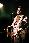 Troy Turner - Ike Turner's nephew - plays at the Blues Club on New Orleans' famed Bourbon Street, an example of the city's incredible nightlife.  Troy Turner has just released a new album, called Whole Lotta Blues.  Although it's his fourth album, it's his first release in 10 years, after getting out of rehab and cleaning up the past few years.