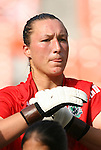 18 July 2009: Saint Louis' Jillian Loyden. The Washington Freedom defeated Saint Louis Athletica 1-0 at the RFK Stadium in Washington, DC in a regular season Women's Professional Soccer game.