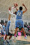 2-6-15, Skyline High School vs Huron High School boy's basketball