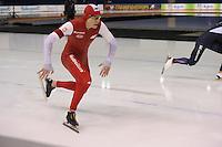 SPEEDSKATING: CALGARY: Olympic Oval, 25-02-2017, ISU World Sprint Championships, 500m Men, Sebastian Klosinski (POL), ©photo Martin de Jong