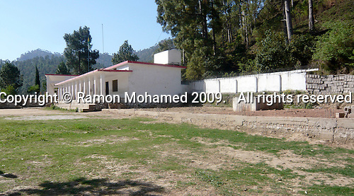 Matayal Middle Boys School, Kotli area, Azad Kashmir, Pakistan.