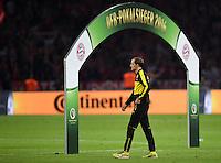 FUSSBALL  DFB POKAL FINALE  SAISON 2015/2016 in Berlin FC Bayern Muenchen - Borussia Dortmund         21.05.2016 Trainer Thomas Tuchel (Borussia Dortmund) ist nach dem Abpfiff enttaeuscht