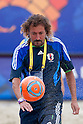 Ruy Ramos (JPN), SEPTEMBER 4, 2011 - Beach Soccer : FIFA Beach Soccer World Cup Ravenna-Italy 2011 Group D match between Ukraine 4-2 Japan at Stadio del Mare, Marina di Ravenna, Italy, (Photo by Enrico Calderoni/AFLO SPORT) [0391]