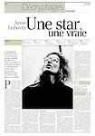 Annie Leibovitz - About Annie