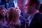 WARSAW, POLAND, JULY 4, 2010:.Jaroslaw Kaczynski supporters on the election evening, after the first exit polls were announced, with the result in favour of his opponent, Bronislaw Komorowski. .(Photo by Piotr Malecki / Napo Images)..WARSZAWA, 4/07/2010:.Wieczor wyborczy. Zwolennicy kandydata na prezydenta Jaroslawa Kaczynskiego po informacji, ze zwyciezyl jego rywal, Bronislaw Komorowski..Fot: Piotr Malecki / Napo Images.
