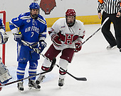 Matt Koch (AFA - 7), Lewis Zerter-Gossage (Harvard - 77) - The Harvard University Crimson defeated the Air Force Academy Falcons 3-2 in the NCAA East Regional final on Saturday, March 25, 2017, at the Dunkin' Donuts Center in Providence, Rhode Island.