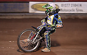Rhys Naylor of Kings Lynn - Lakeside Young Hammers vs Kings Lynn Lightning, Anglian Junior League Speedway at the Arena Essex Raceway, Pufleet - 22/06/12 - MANDATORY CREDIT: Rob Newell/TGSPHOTO - Self billing applies where appropriate - 0845 094 6026 - contact@tgsphoto.co.uk - NO UNPAID USE..