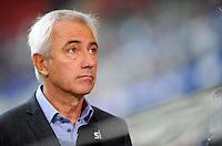 FUSSBALL   1. BUNDESLIGA   SAISON 2013/2014   9. SPIELTAG Hamburger SV - VfB Stuttgart                               20.10.2013 Trainer Bert van Marwijk (Hamburger SV)