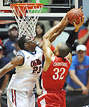 "Ole Miss vs. Illinois State in a National Invitational Tournament game at the C.M. ""Tad"" Smith Coliseum in Oxford, Miss. on Wednesday, March 14, 2012. Illinois State won 96-93 in overtime. (AP Photo/Oxford Eagle, Bruce Newman)"