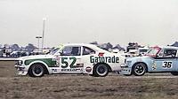 #52 Mazda RX-3 of Roger Mandeville, Yojiro Terada, and Yoshimi Katayama 45th place finish, 1978 24 Hours of Daytona, Daytona International Speedway, Daytona Beach, FL, February 5, 1978.  (Photo by Brian Cleary/www.bcpix.com)