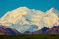 USA-Alaska-Denali National Park & Mt. McKinley