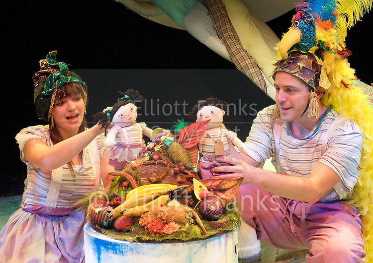 Holly and Ivan's Christmas Adventure<br />