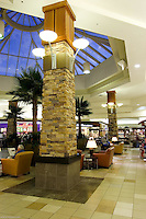 Sherwood Mall interior shopping center Stockton, California