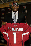 Patrick Peterson Press 4/27/11