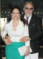 APR 25 Gloria and Emilo Estefan Visit ABC's The View