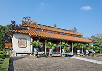 Hung Mieu Temple, Imperial City, Hue, Vietnam
