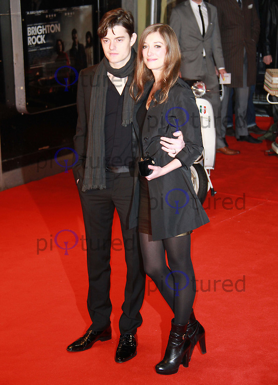 Sam Riley; Alexandra Maria Lara Brighton Rock European ...