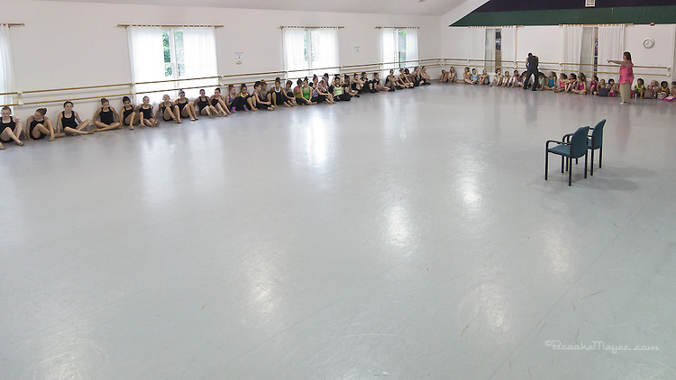 "3D Project Jazz Company's 2013 ""jAZZfESt"". Rehearsal & Group Photo, 29 June, Cary Ballet Conservatory, Cary, North Carolina."