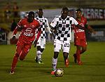 Patriotas venció 1-0 a Boyacá Chicó como local. Fecha 20 Liga Águila I-2016