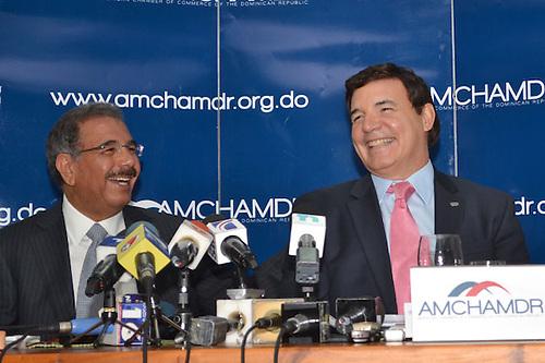 """Danilo Medina afirma que el problema de los productores de arroz """"no es fundamental"""""""