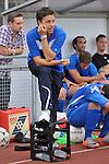 Heddesheim 18.07.12, Oberliga, FV Fortuna Heddesheim - VfR Mannheim, Heddesheims Trainer Rene G&ouml;lz<br /> <br /> Foto &copy; Rhein-Neckar-Picture *** Foto ist honorarpflichtig! *** Auf Anfrage in hoeherer Qualitaet/Aufloesung. Belegexemplar erbeten. Veroeffentlichung ausschliesslich f&uuml;r journalistisch-publizistische Zwecke.