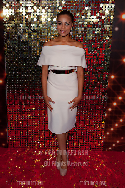 British Soap Awards 2014 Arrivals<br /> Hackney Empire<br /> London<br /> 24th May 2014<br /> Pics by Dave Norton/ Featureflash