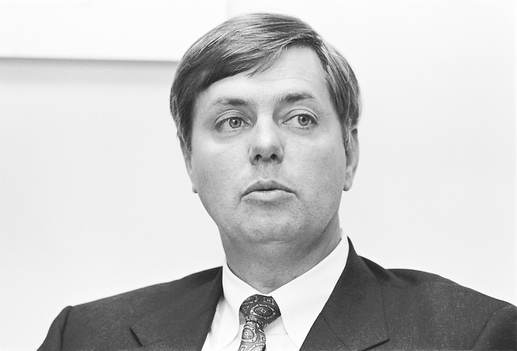 undated: South Carolina Rep. Lindsey Graham.               Laura Patterson/Roll Call