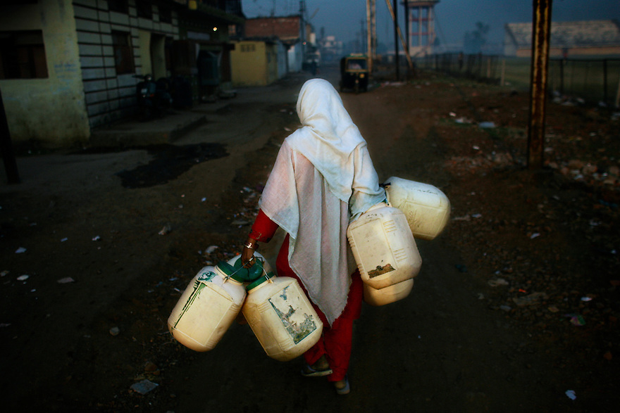 Water Scarcity in India by Michael Mcelroy