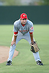 Drew Poulk - AZL Reds - 2010 Arizona League.Photo by:  Bill Mitchell/Four Seam Images..