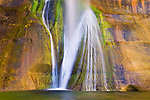 Lower Calf Creek Falls, Grand Staircase-Escalante National Monument, Utah USA
