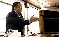 01.11.2010 - Meeting Leoluca Orlando, Italian MP