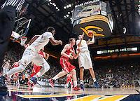 CAL Basketball vs Utah, January 3, 2016