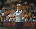 "Ole Miss' Renee Ladner vs. Tennessee at C.M. ""Tad"" Smith Coliseum in Oxford, Miss. on Wednesday, February 24, 2011."