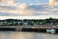 Grand Manan Island, New Brunswick, Canada Travel Stock Photos