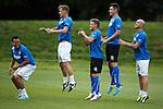 090813 Rangers training