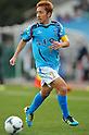 Tomoya Uchida (Yokohama FC), .MARCH 25, 2012 - Football /Soccer : 2012 J.LEAGUE Division 2 ,5th sec match between Yokohama FC 0-2 Ventforet Kofu at NHK Spring Mitsuzawa Football Stadium, Kanagawa, Japan. (Photo by Jun Tsukida/AFLO SPORT) [0003].