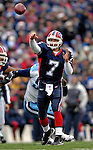 24 December 2006: Buffalo Bills quarterback J.P. Losman (7) in action against the Tennessee Titans at Ralph Wilson Stadium in Orchard Park, New York. The Titans edged out the Bills 30-29.&amp;#xA; &amp;#xA;Mandatory Photo Credit: Ed Wolfstein Photo<br />