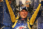 22 May 2010: Kyle Busch celebrates his win while being doused with Miller Lite by his crew during the Sprint Cup All Star race at Lowes Motor Speedway in Charlotte, North Carolina.Mandatory Credit: Jim Dedmon/ ZUMA Press , Nascar All Star Race