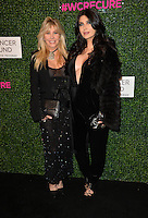 Lisa Gastineau &amp; Brittny Gastineau at the arrivals for &quot;An Unforgettable Evening&quot;, to benefit the Women's Cancer Research Fund, at The Beverly Wilshire Hotel. Beverly Hills, USA 16 February  2017<br /> Picture: Paul Smith/Featureflash/SilverHub 0208 004 5359 sales@silverhubmedia.com