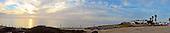 Panoramic photo of La Jolla California
