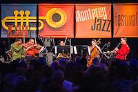 Habaneros Quintet - 2014 Monterey Jazz Festival
