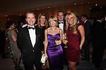 CIPR Cymru 2012.Sport Wales team Adam Fairbank, Carly Harris, Sian Thomas, Simon Jones & Sarah Mogford..Cardiff Hilton.19.10.12.©Steve Pope