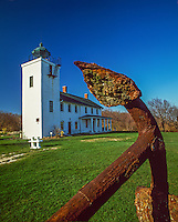Horton's Point Ligthhouse, Southhold, New York, Long Island, North Fork, Book Between Sea and Sky Landscapes of Long Island's North Fork page 59
