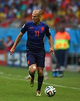 Arjen Robben of Netherlands