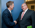 120607: Peter ALTMAIER meets with EU-Commissioners POTOCNIK and HEDEGAARD