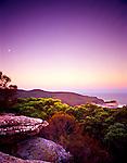 Sunset, Bouddi National Park, NSW