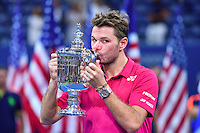 2016 US Open - Day 14 MEN'S FINAL MATCH  DJOKOVIC-WAWRINKA