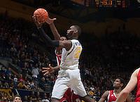 CAL Basketball vs Wisconsin, December 22, 2014